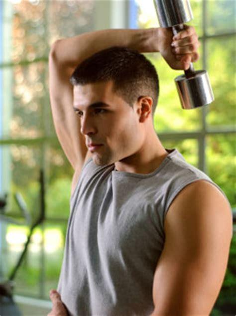 triceps strengthening exercises     spine