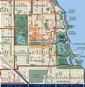 Bike Lane Map Chicago by Bicycling In Chicago A View From The South Side Part 1