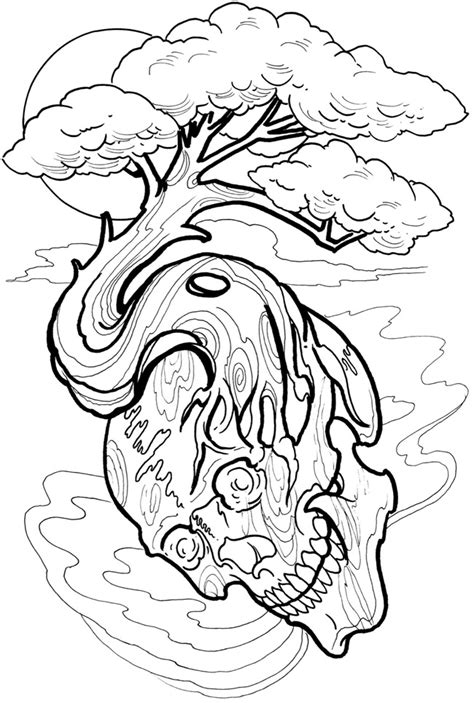 gypsy tattoo coloring pages coloring pages