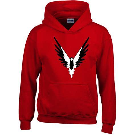 bird logan paul hoodie maverick chirstmas sweater