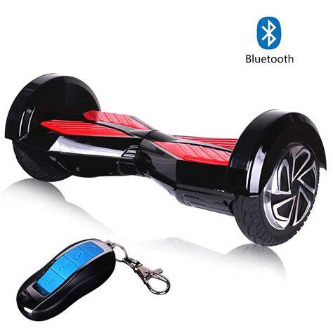 Hoverboard 8 Bluetooth Speaker Led Smartwheel Smart Balance Wheel smart 2 wheel balance board remote bluetooth led electric