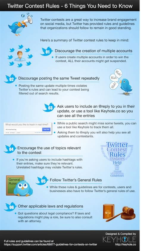 website design contest rules 6 rules you must follow when hosting a competition on twitter