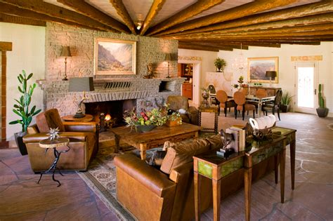 Spanish Style Homes Interior by Add Southwestern Style To Your Home With These Decorating