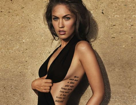 10 interesting megan fox facts you might not know