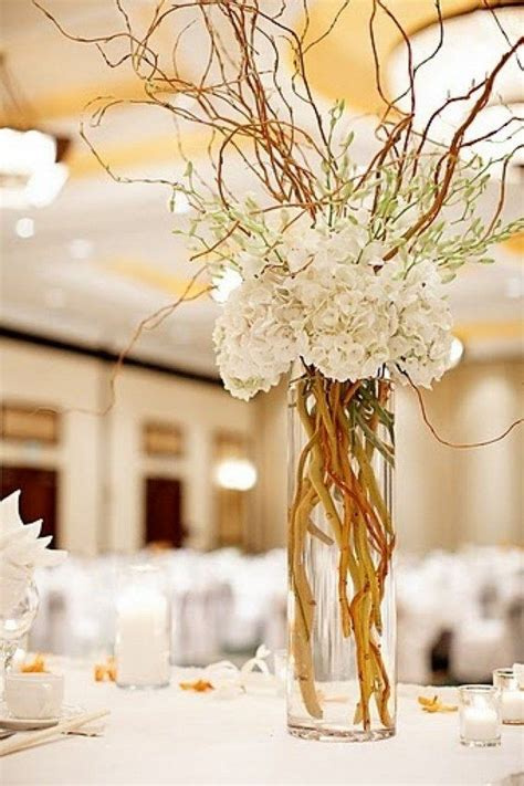 white branches centerpieces 17 best ideas about curly willow centerpieces on