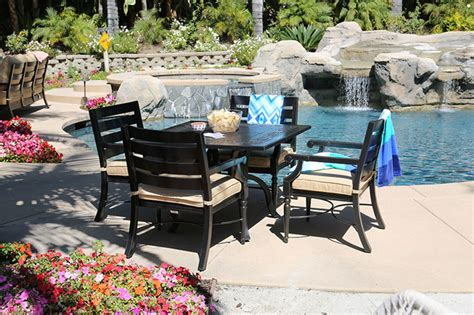 outdoor furniture asheville nc asheville patio dining collection contemporary patio san diego by jerome s furniture