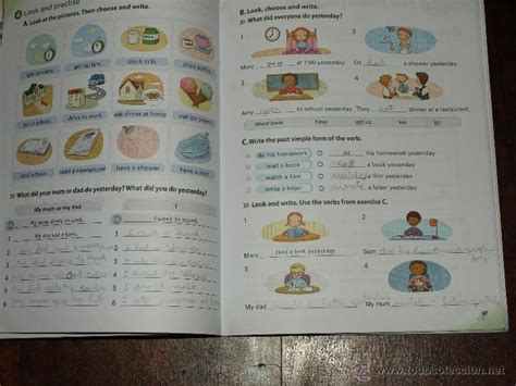 libro lan grammar workbook my first grammar 3 workbook and student s book comprar libros de texto en todocoleccion