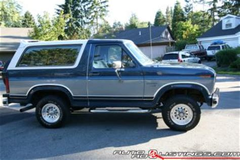on board diagnostic system 1986 ford bronco ii seat position control 1986 ford bronco headliner