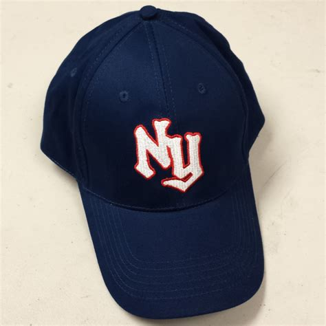 roy hobbs new york knights baseball cap ny hat the