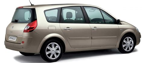 renault minivan renault scenic minivan mpv 2006 2009 reviews