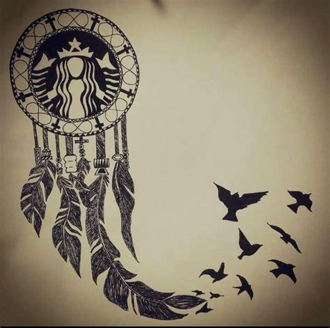 dreamcatcher infinity tattoo the ultimate white girl tatoo cross infinity starbucks