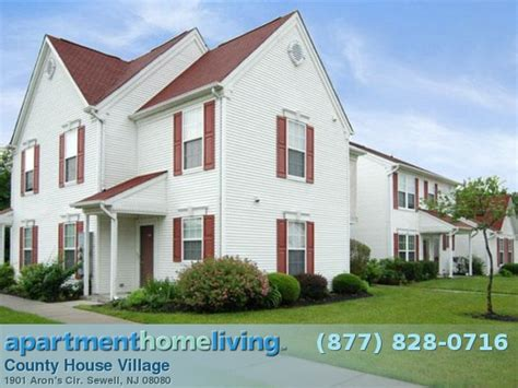 County House Village Apartments Sewell Apartments For Rent Sewell Nj