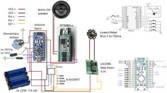 arduino lightsaber page 10