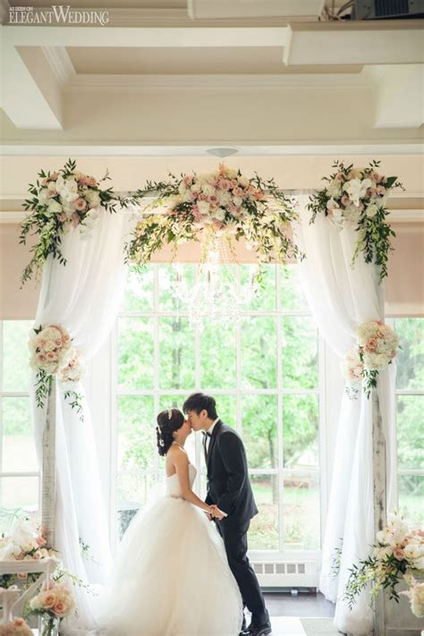 Wedding Arch Indoor by Indoor Wedding Arch Ideas