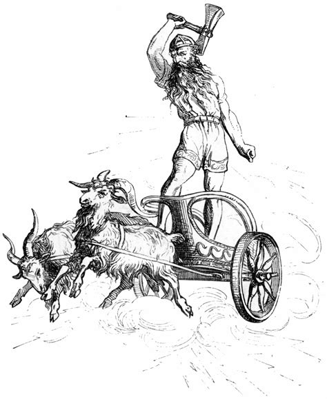 doodle god wiki chariot file thor in his chariot jpg wikimedia commons