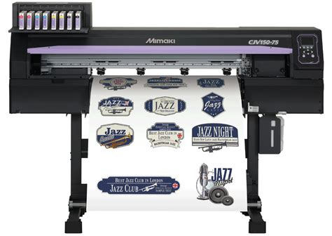 Mesin Mimaki mesin cutting sticker mimaki cjv150 75 print cut