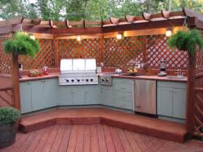 Ideas For Outdoor Kitchens Outdoor Kitchen Designing Top 3 Ideas Kitchen Clan
