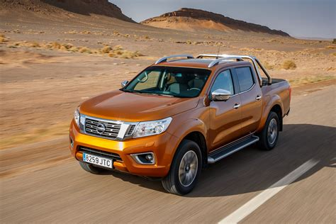 review nissan navara nissan navara review auto express