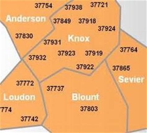 zip code map knox county tn radiovets com