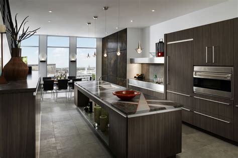 kitchen lighting in industrial style house decoration ideas