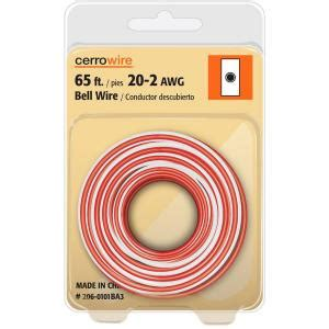 cerrowire 65 ft 20 2 solid bell wire 206 0101ba3 the