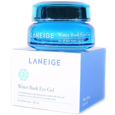 Laneige Water Bank Eye Gel laneige korea water bank eye gel 25ml 83oz ebay