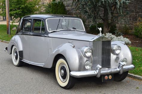 roll royce silver 1953 rolls royce silver for sale 1894778 hemmings