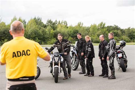 Fahrsicherheitstraining Motorrad Weser Ems by Neu Wiedereinsteiger Adac Fahrsicherheits