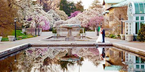 Brooklyn Botanic Garden New York Weddings Bk Botanical Gardens