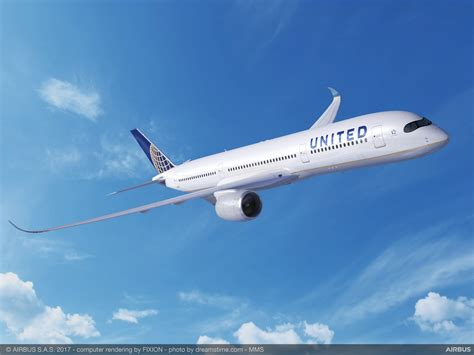 united airlines customer service general travel in sterling new agreement with united airlines increases a350 xwb