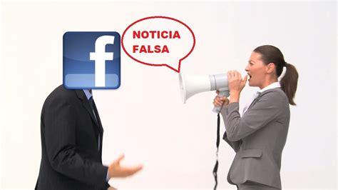 Noticias falsas en Facebook, cómo luchar contra ellas
