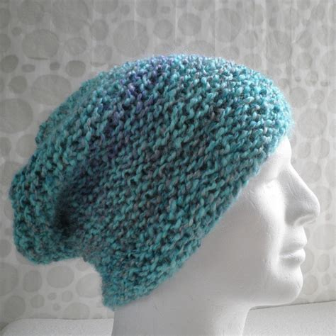 slouchy hat knitting pattern for beginners knitting pattern mans slouch beanie pattern easy