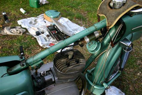 Motorrad Batterie Unterbrecher by Mz Es 250 1957 Unterbrecher De Oldtimer
