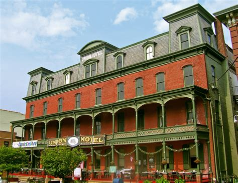 Union County Property Records Nj Union Hotel Flemington New Jersey