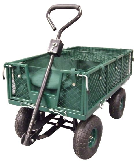 Garden Trucking heavy duty garden truck trollies