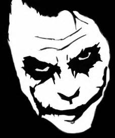 joker by derdangderdang on deviantart