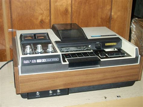Stereo Cassette Deck by Akai Gxc 65d 1970s Stereo Dolby Cassette Deck W Auto