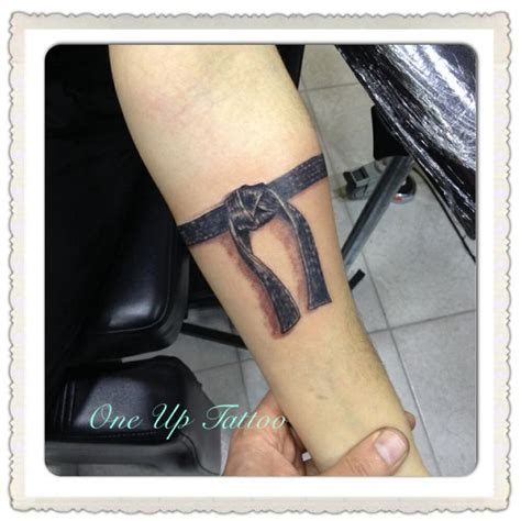 taekwondo tattoos taekwondo black belt oneuptattoo cool tattoos