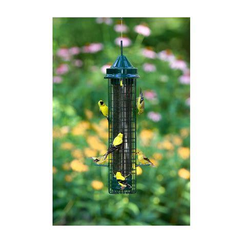 Squirrel Proof Finch Feeder brome 1016 squirrel buster finch feeder bird feeders patio lawn garden