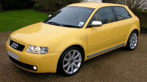 Audi A3 1996 by Audi A3 1996 To 2003 187 Definitive List Cars