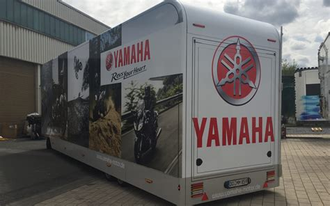 Yamaha Motorrad Promotion by Yamaha Promotion Tour Mm Group Marketing