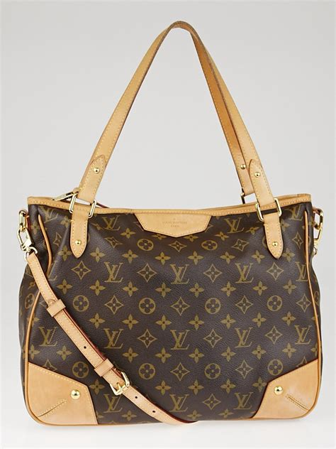 Lv Estrela Monogram louis vuitton monogram canvas estrela mm bag yoogi s closet