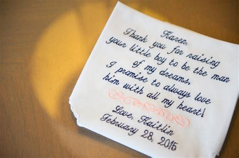 Letter To The From Groom