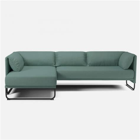 Sofa With Chaise Longue by Mara Sofa 3 Seats With Chaise Longue Bolia