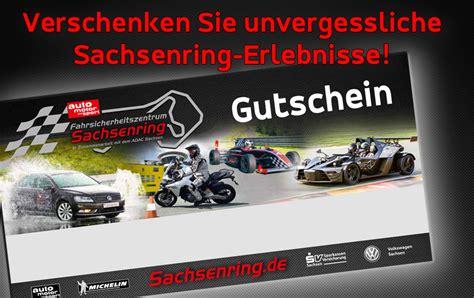 Motorrad Sicherheitstraining Sachsenring by Fahrsicherheitszentrum Sachsenring F 252 R
