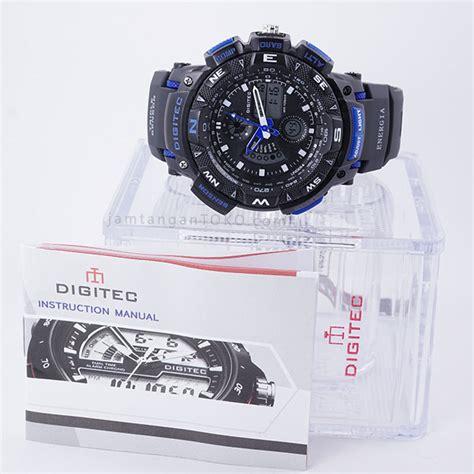 Digitec 2044 Hitam harga sarap jam tangan digitec energia dg 2044t hitam biru