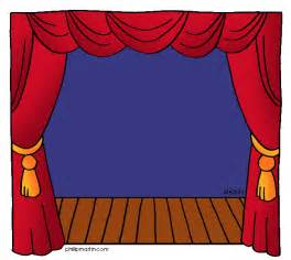 Stage clipart drama stage gif
