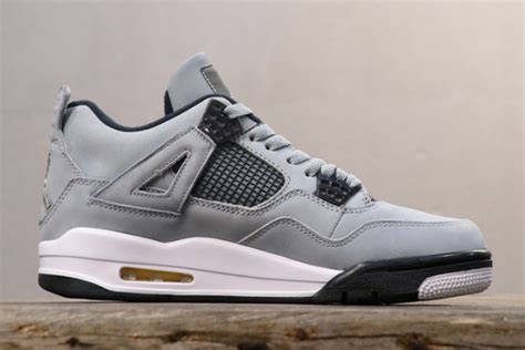 Air 4 Retro Cool Grey 2019 by 2019 New Air 4 Retro Cool Grey 308497 001 For Sale 2019