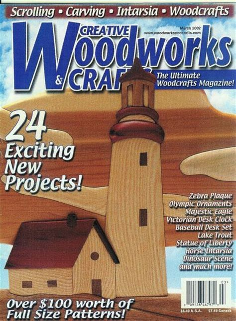woodworks and crafts creative woodworks crafts 083 2002 03 pdf