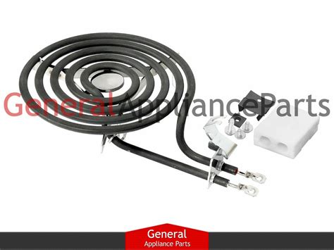 hotpoint cooktop parts ge hotpoint kenmore range stove cooktop 6 quot burner kit